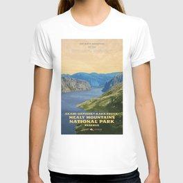 Akami-Uapishkᵁ-KakKasuak-Mealy Mountains National Park Reserve T-shirt