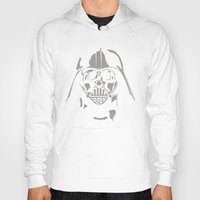 vader Hoodies featuring Vader by WaXaVeJu