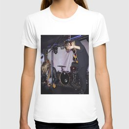 Avers at Baby's All Right Brooklyn, New York T-shirt
