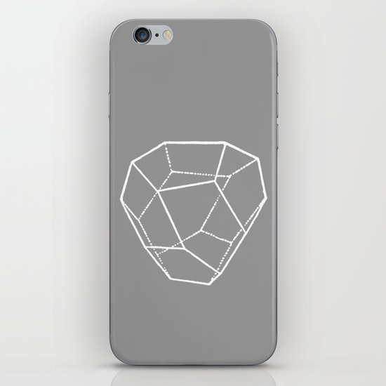 Tetrahedral Pentagonal Dodecahedron iPhone & iPod Skin