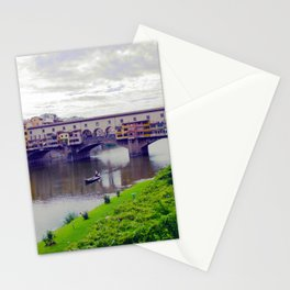 Ponte Vecchio, Florence Stationery Cards
