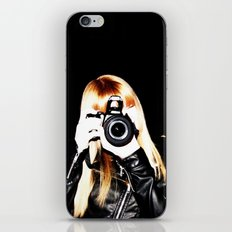 Little Bit Meta?  iPhone & iPod Skin