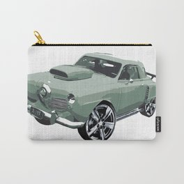 Studebaker in Green Carry-All Pouch