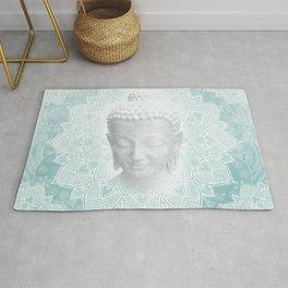 Buddha Dream Mandala Spiritual Zen Bohemian Hippie Yoga Mantra Meditation Rug
