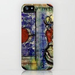 Flamenco Dancers iPhone Case