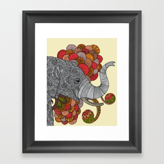 Dreams of India Framed Art Print
