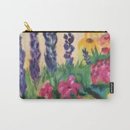 Perennials Carry-All Pouch