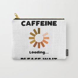 Have A Cup Of STFU Sarcasm Sarcastic Coffee Lovers Gift Carry-All Pouch