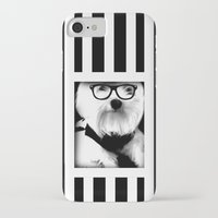 ewok iPhone & iPod Cases featuring Ewok. A dogs Life  by Kristy Patterson Design