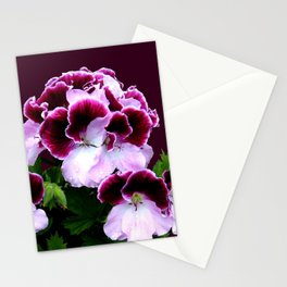 Pink, Purple, Flower Power Stationery Cards