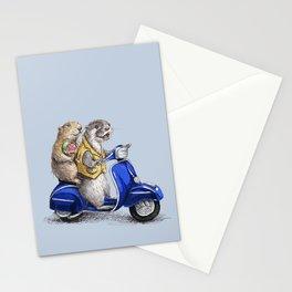 Vespa Ride Stationery Cards