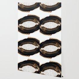 Agate Translucent #Brown #1 #decor #art #society6 Wallpaper