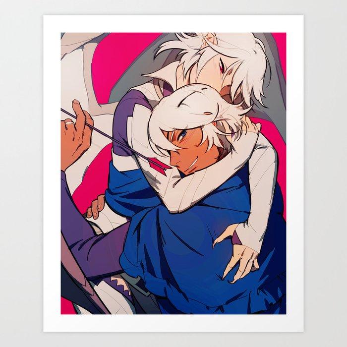 I Don't Bite Art Print
