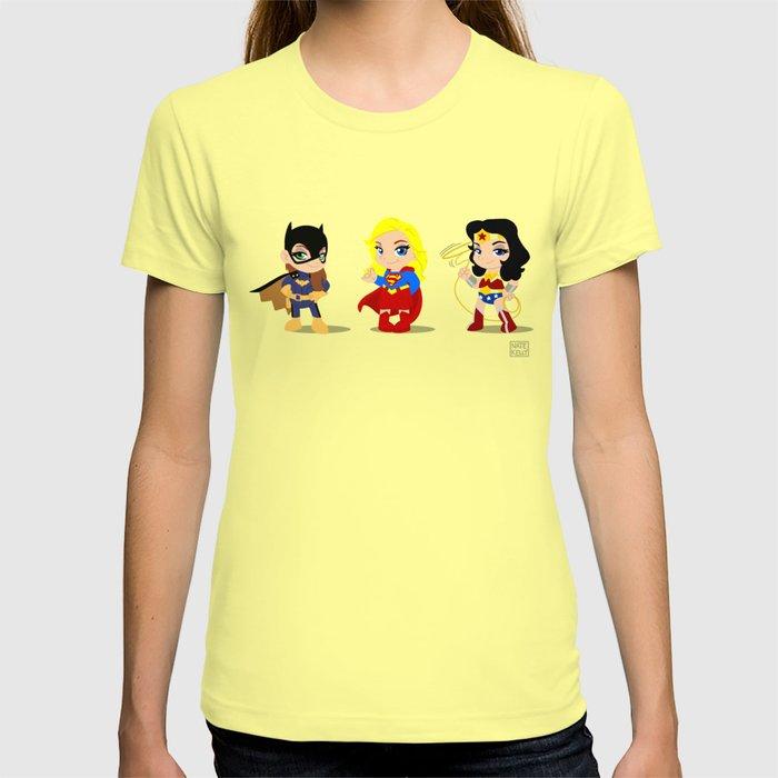 Girl Power T Shirt By Natekelly Society6