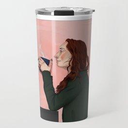 Favorite Time of Day Travel Mug