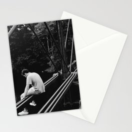 Boy on the Edge Stationery Cards
