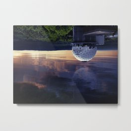 Teufelsberg inverted Metal Print