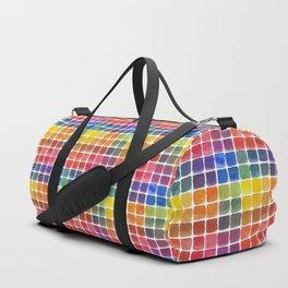 Mix it Up! - Watercolor Mixing Chart Duffle Bag