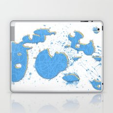 Liquid Distortion Laptop & iPad Skin