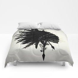 Warbonnet Skull Comforters