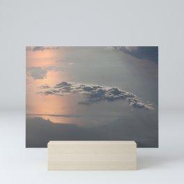Sailing the Clouds Mini Art Print