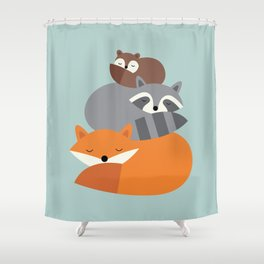 Dream Together Shower Curtain