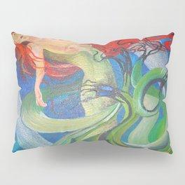 Enchanted Mermaid Pillow Sham