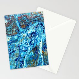 FLUID ELEVEN Stationery Cards
