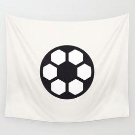 Football - Balls Serie Wall Tapestry