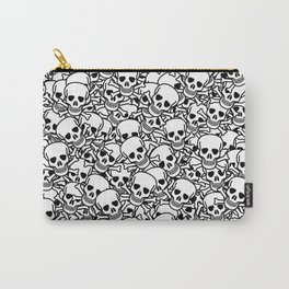 Skulls and crossbones Carry-All Pouch
