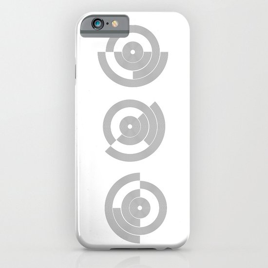 circle pattern 01 iPhone & iPod Case