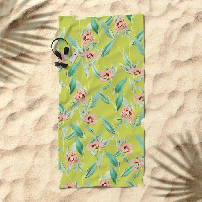 Prosper #society6 #decor #buyart Beach Towel