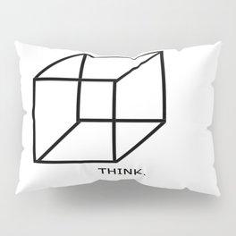 Think Pillow Sham