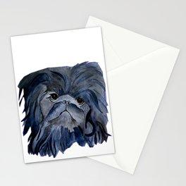 Pekingese Dog love... Stationery Cards