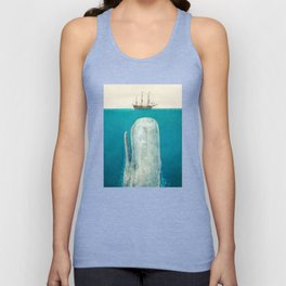 The Whale - option Unisex Tank Top