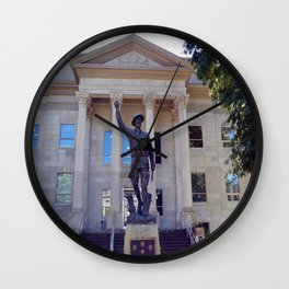 Harlan County, KY Courthouse Wall Clock