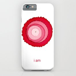 Root Chakra / First Chara iPhone Case