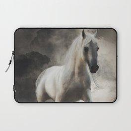 Arabian Horse (Digital Drawing) Laptop Sleeve