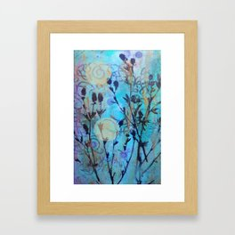 Diazo Series — Tweel Framed Art Print