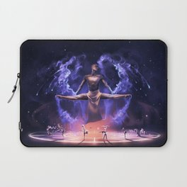 The summoning of the Dancing Zodiac Laptop Sleeve
