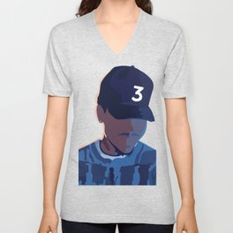 Coloring Book - Chance the Rapper Unisex V-Neck