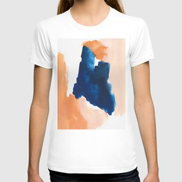 thursday afternoon: abstract painting T-shirt