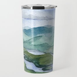Lake Placid Travel Mug