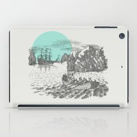 pirates iPad Cases featuring Pirates by Zeke Tucker