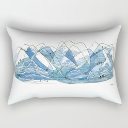 The North Shore Rectangular Pillow
