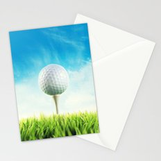 GOLF Stationery Cards