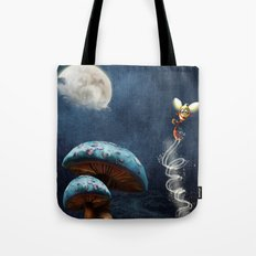 Tales of the Night Tote Bag