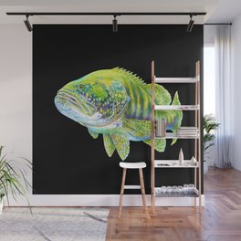Goliath Grouper Wall Mural