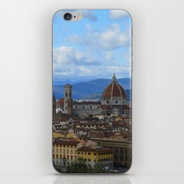 Florence Firenze iPhone Skin