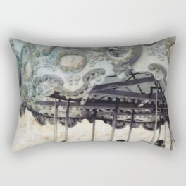 One Last go around Rectangular Pillow